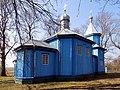 Voschatyn Vol-Volynskyi Volynska-Peter and Paul church-nord-east view.jpg