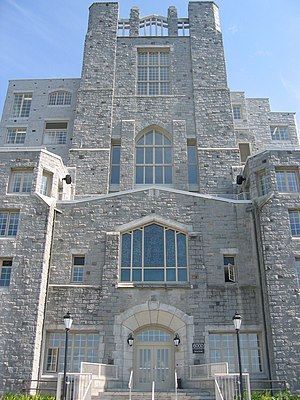 Vancouver School of Theology - Image: Vst iona