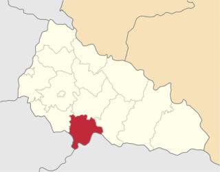 Vynohradiv Raion Raion in Zakarpattia Oblast, Ukraine