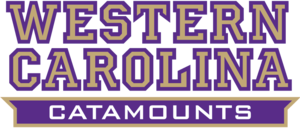 2013 Western Carolina Catamounts football team - Image: WCU Athletics wordmark