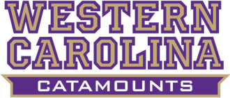 2016 Western Carolina Catamounts football team - Image: WCU Athletics wordmark