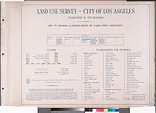 WPA Land use survey map for the City of Los Angeles, book 5 (Santa Monica Mountains from Girard to Van Nuys District), sheet 15 (718).jpg