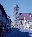 Waldenburg - Evangelical Church (1960) (6641184165).jpg
