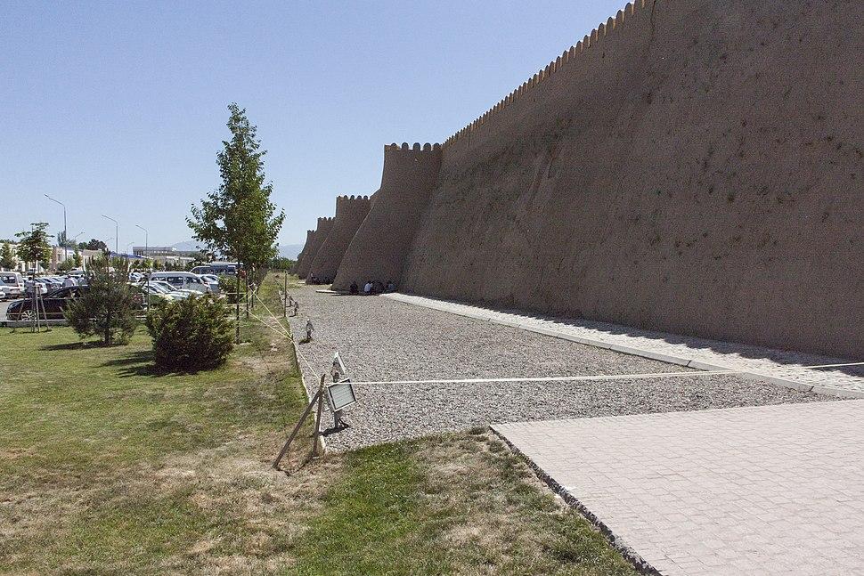 Walls of Shahrisabz