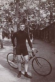 Walter Rütt Paris 1901