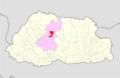 Wangdue Phodrang Dangchu Gewog Bhutan location map.png