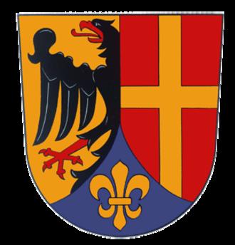 Wadgassen - Image: Wappen wadgassen