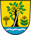 Coat of arms of Gusow-Platkow