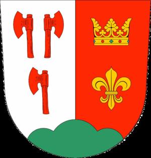 Meißner, Hesse - Image: Wappen Meißner (Gemeinde)