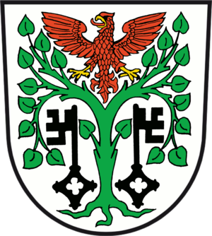 Mittenwalde - Image: Wappen Mittenwalde