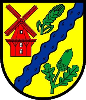 Schweindorf - Image: Wappen Schweindorf (Wittmund)