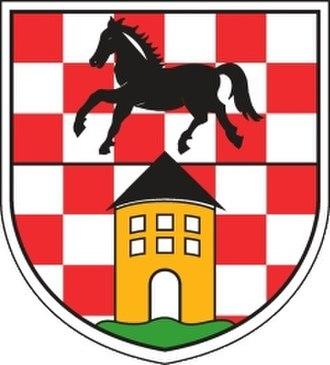 Traben-Trarbach - Image: Wappen traben trarbach