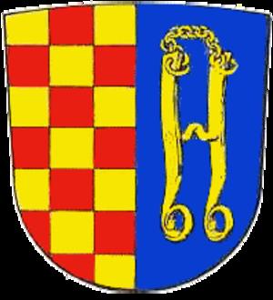 Bissingen, Bavaria - Image: Wappen von Bissingen
