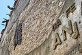 War-Damaged Facade of Cafe ANJ - Mostar - Bosnia and Herzegovina.jpg