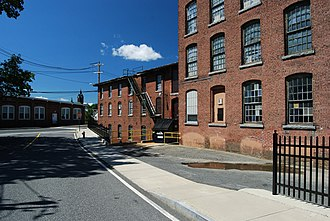 Ware, Massachusetts - Ware Mills District