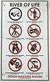 Warning sign board in Kuala Lumpur, Malaysia.jpg
