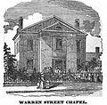 WarrenStChapel Boston HomansSketches1851.jpg