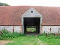 Warren Barn Entrance - geograph.org.uk - 236603.jpg