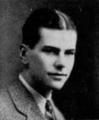 Warren Douglas, South High School yearbook, 1929.png