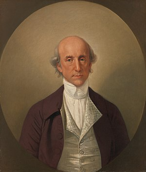 Warren Hastings - Hastings painted by Johann Zoffany, 1783–1784.