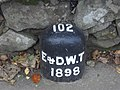 Water Board marker - geograph.org.uk - 1011131.jpg