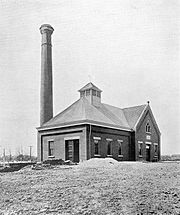 Water Works Pump Station Norwood Ohio 1894