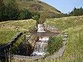 Waterfalls, Car park, Mynydd Maesteg - geograph.org.uk - 982941.jpg