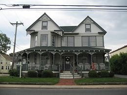 Watson House (Chincoteague Island, Virginia) Front 1.jpg