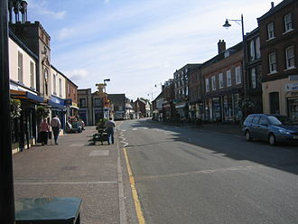 Watton, Norfolk - Watton town centre