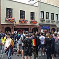 WeAreOrlando Vigil outside the Stonewall Inn, New York, June 13, 2016 (27559496582).jpg