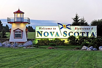 Welcome to Bienvenue à Nova Scotia