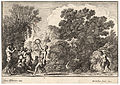 Wenceslas Hollar - Five satyrs and two nymphs, after Elsheimer.jpg