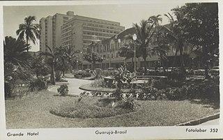 Grande hotel - Guarujá - Brasil