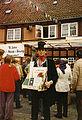 Werner Tietje Otterndorf Altstadtfest 1978 by Günter Ruks.jpg