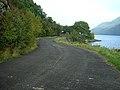 West Loch Lomond Cycle Path - geograph.org.uk - 261606.jpg