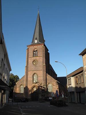 Westerlo - Image: Westerlo, kerk foto 2 2009 08 29 18.39