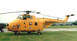 Westland Whirlwind (helicopter) - A Royal Air Force Whirlwind HAR.10 of the RAF Search and Rescue Force