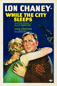 While the City Sleeps (1928) poster.jpg