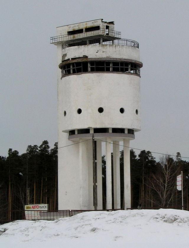 Белая башня (Екатеринбург)
