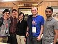 Wikimania 2017 day 2 - Mister Steer dinner 01.jpg