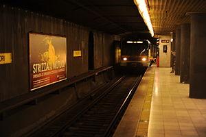 Missori (Milan Metro) - Image: Wikimedia Conference 2013 04