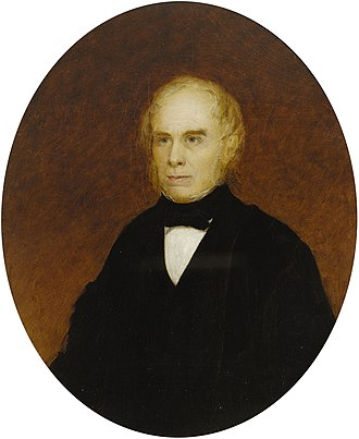 William MacGillivray - William MacGillivray in middle age, probably in 1841 Collection of the University of Aberdeen