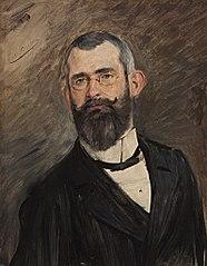 Portraitstudie Dr. Carl Bachem, Jurist