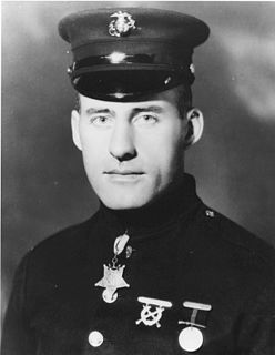 Roswell Winans United States Marine Corps Medal of Honor recipient