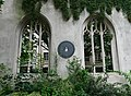 Windows on the South Face of the Church of St Dunstan-in-the-East.jpg