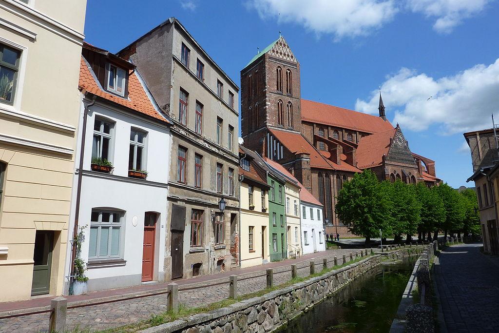 Wismar-Nikolaikirche