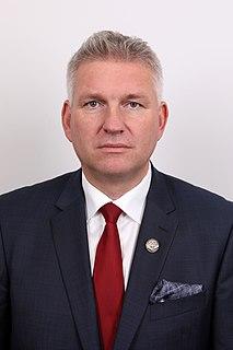 Wojciech Konieczny Polish politician