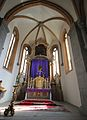 Wolfsberg -Pfarrkirche - Chor.jpg