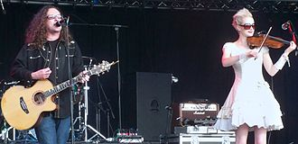 The Wonder Stuff - The Wonderstuff at Guilfest 2011
