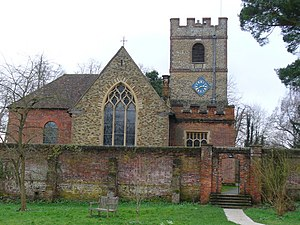 Wonersh - Church of St John the Baptist